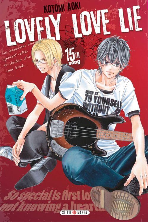 Lovely love lie T.15