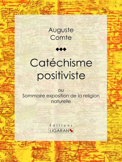Catéchisme positiviste