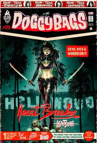 DoggyBags T.6 ; heartbreaker
