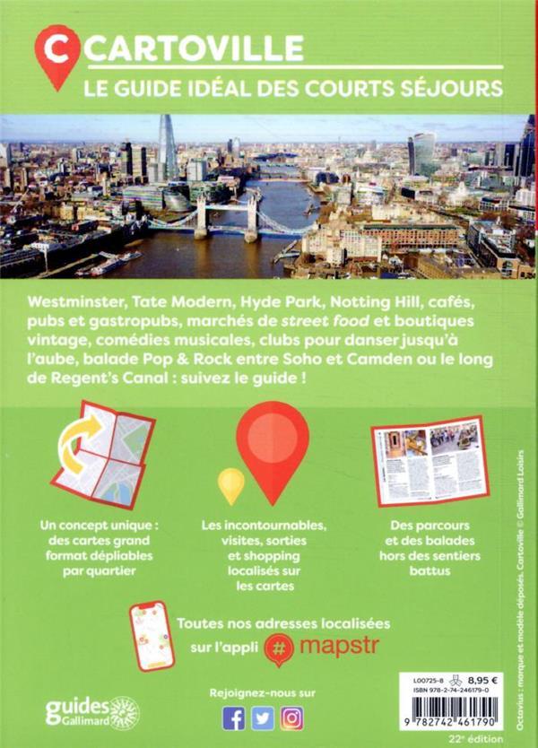 Londres (édition 2021)