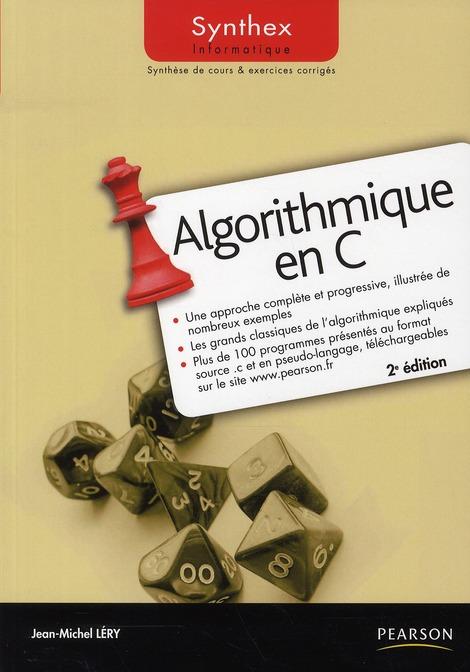 SYNTHEX ; algorithmique en C (2e édition)