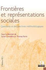 Vente Livre Numérique : Frontières et représentations sociales.  - Thomas Perrin - Sylvie Considère
