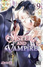 Sister and vampire T.9  - Akatsuki