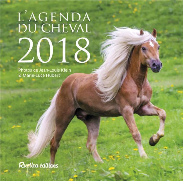 L'agenda du cheval (édition 2018)