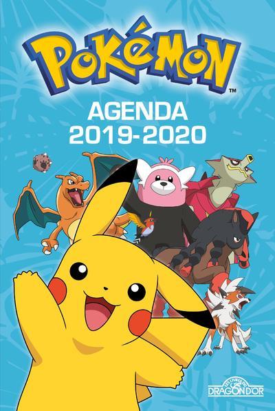 Pokémon ; agenda (édition 2019/2020)