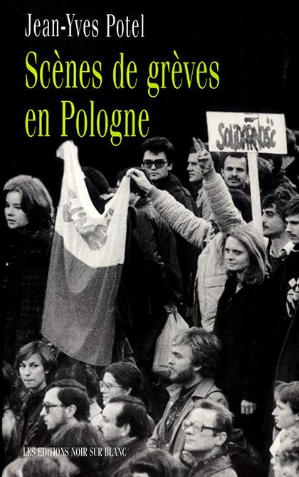 Scenes de greves en pologne
