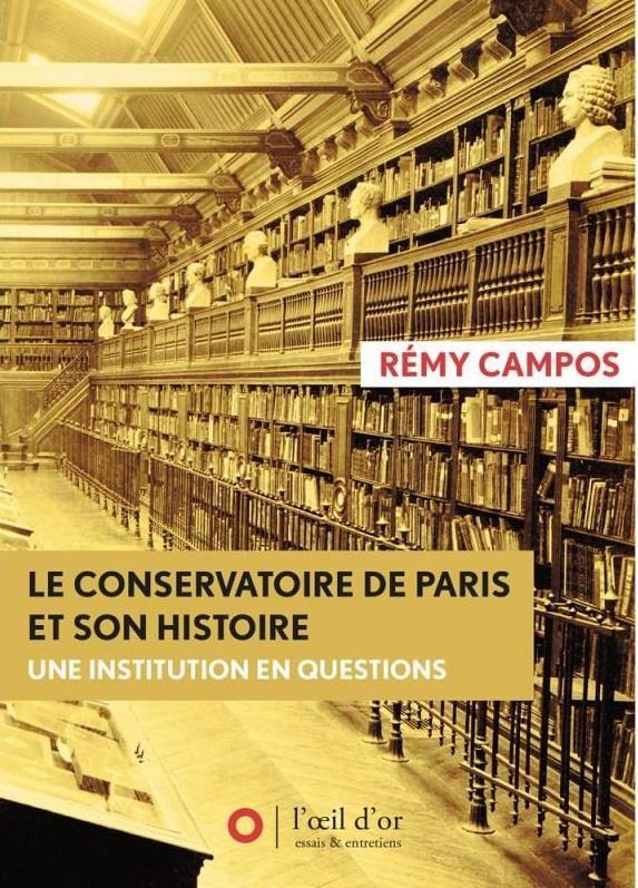 Le conservatoire de Paris, une institution en questions