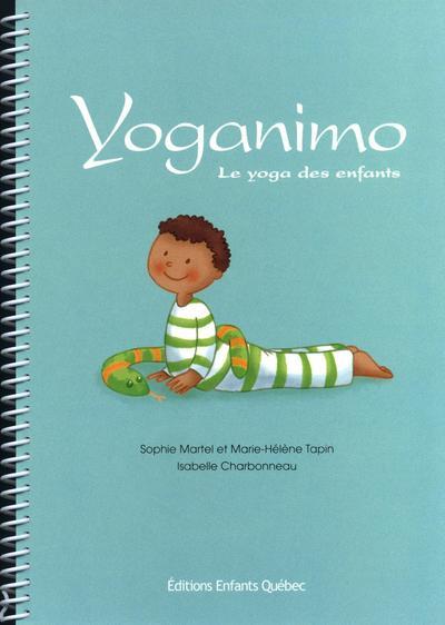 Yoganimo ; Le Yoga Des Enfants