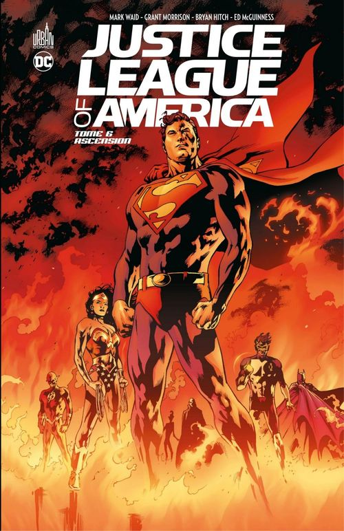 Justice League of America T.6
