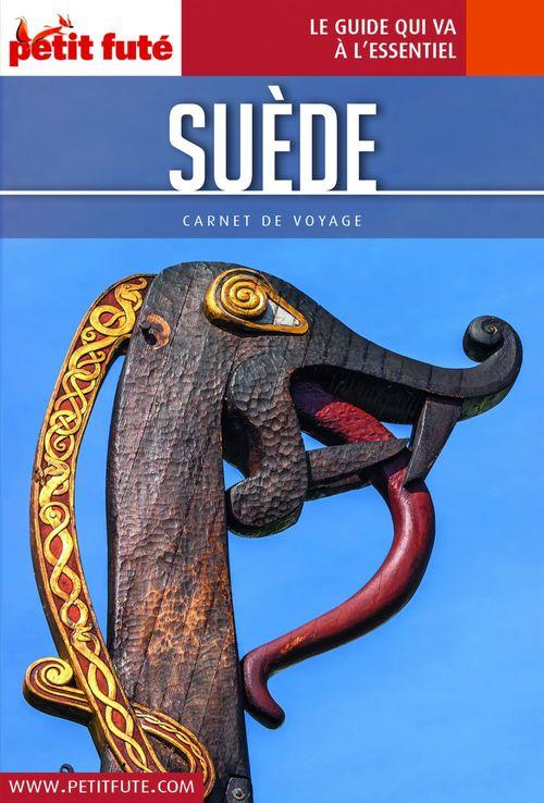 SUÈDE 2018 Carnet Petit Futé