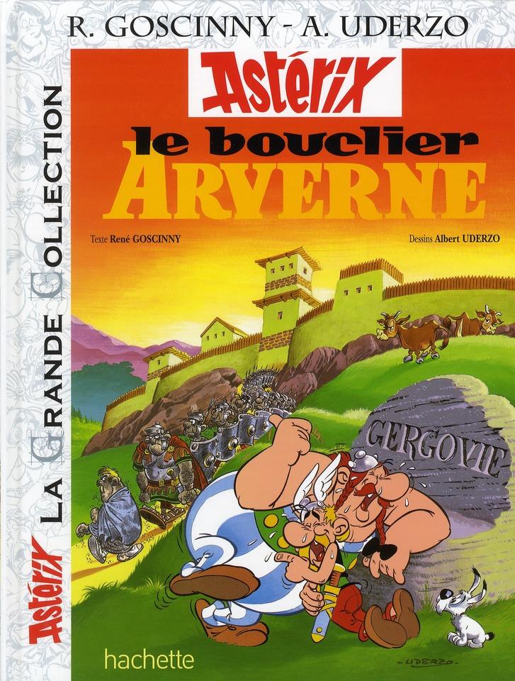 Asterix T.20 ; Le Bouclier Arverne