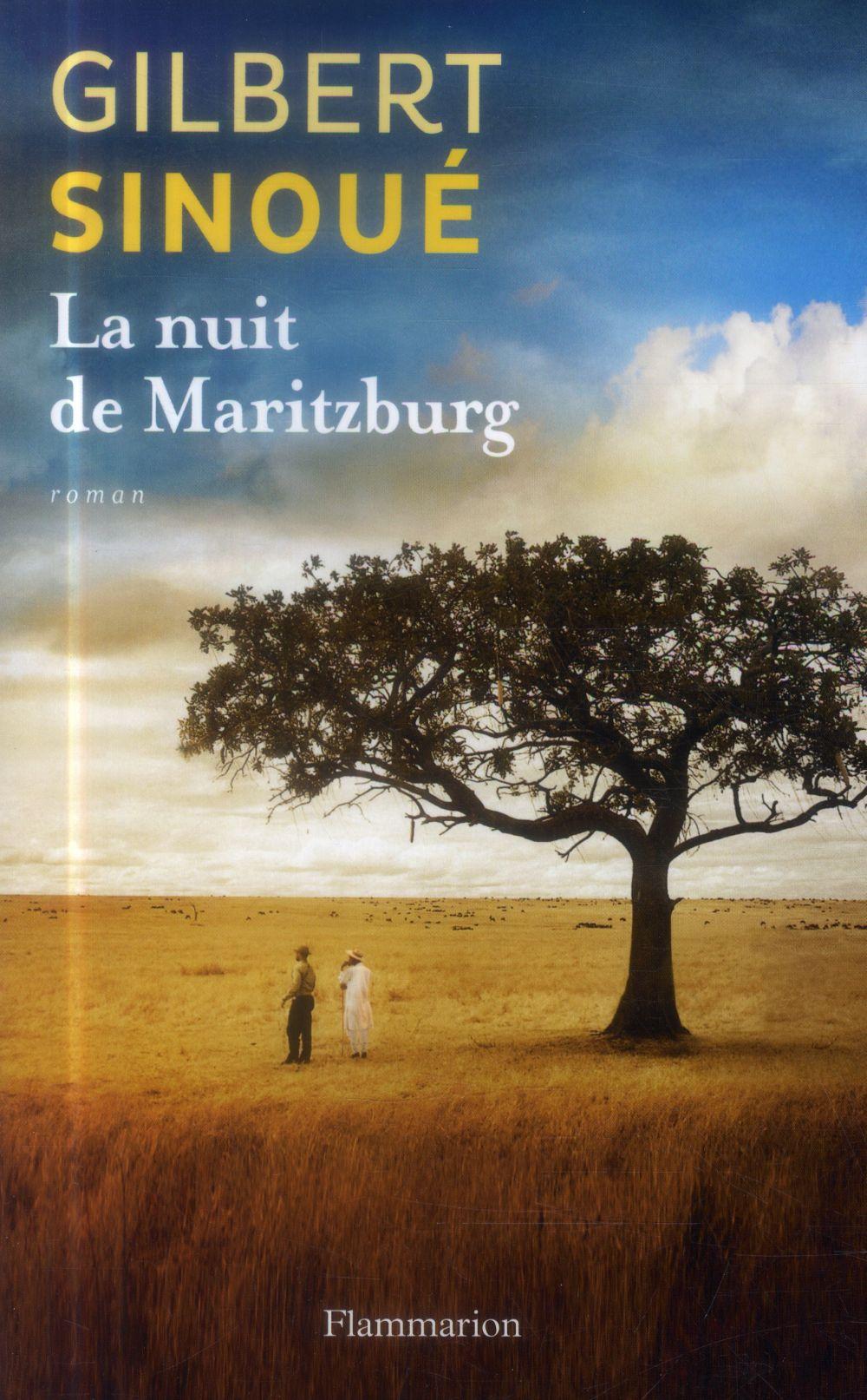 La nuit de Maritzburg ; l'éternel amour de Gandhi