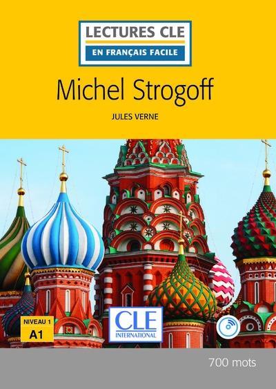 Michel strogoff fle lecture + cd audio 2eme edition
