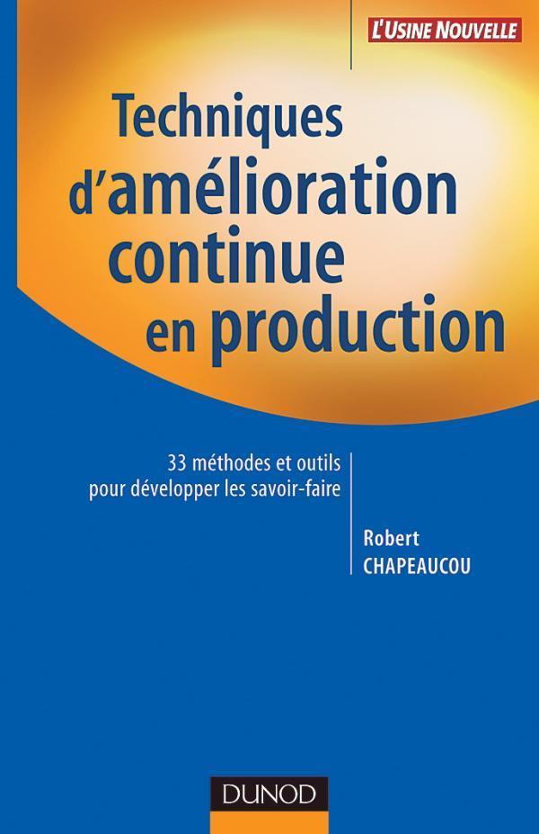 Techniques D'Amelioration Continue En Production