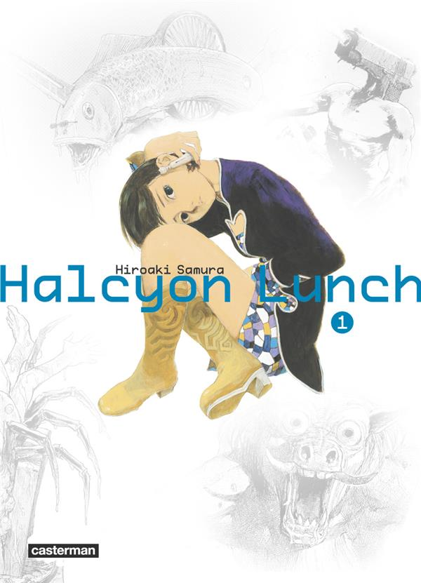 Halcyon Lunch T.1