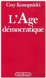 L'âge démocratique