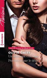 Vente Livre Numérique : Un séduisant chantage - Poursuivie par le désir  - Olivia Gates