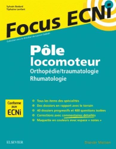 Pôle locomoteur : orthopédie/traumatologie et rhumatologie