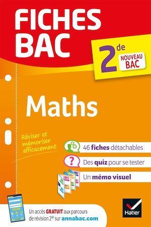 Fiches bac ; maths ; 2de
