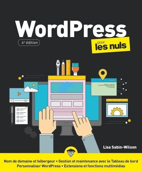 Wordpress pour les nuls (4e édition)