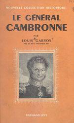 Le général Cambronne
