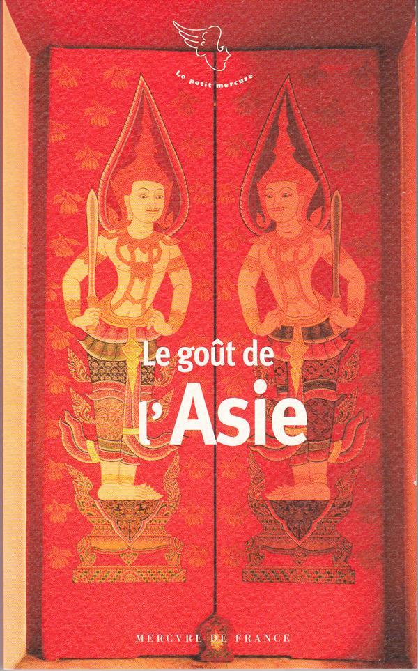 le goût de l'Asie