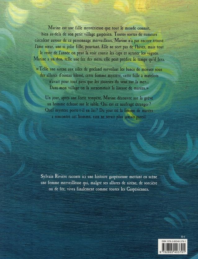 La liseuse de marées
