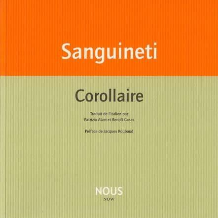 Corollaire
