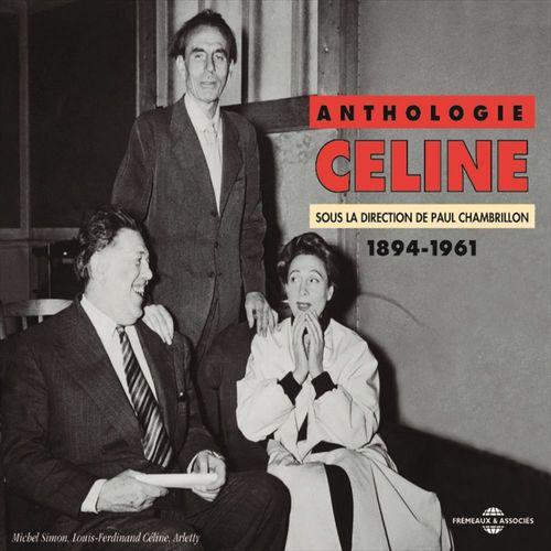Anthologie Céline (1894-1961)