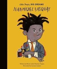 LITTLE PEOPLE BIG DREAMS JEAN-MICHEL BASQUIAT ANGLAIS