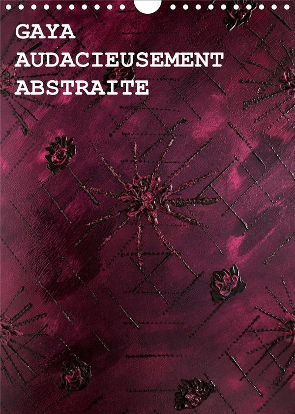 Gaya audacieusement abstraite (édition 2020)