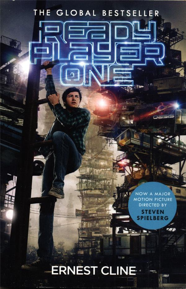 READY PLAYER ONE - FILM TIE IN
