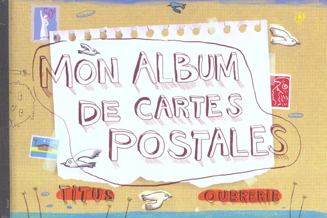Mon album de cartes postales