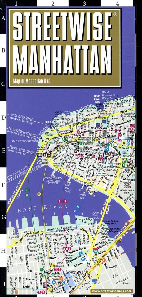 Streetwise Manhattan