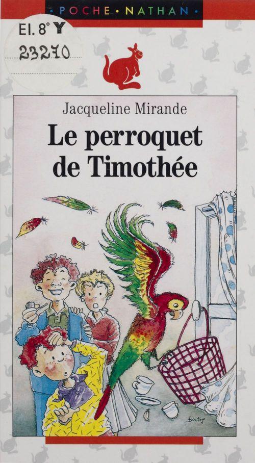 Le perroquet de timothee