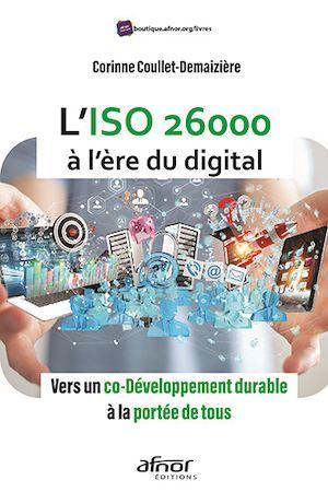 L´ISO 26000 à l´ère du digital  - Corinne Coullet-Demaiziere