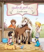 Vente EBooks : BOULES DE POILS & CIE ; le poulain sauvage  - Juliette Parachini-Deny - Olivier Dupin