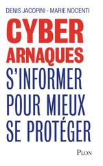 Vente Livre Numérique : Cyberarnaques  - Denis JACOPINI - Marie NOCENTI
