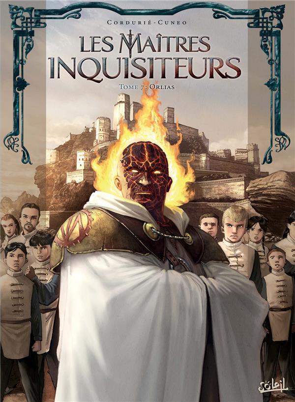 Les maîtres inquisiteurs T.7 ; Orlias