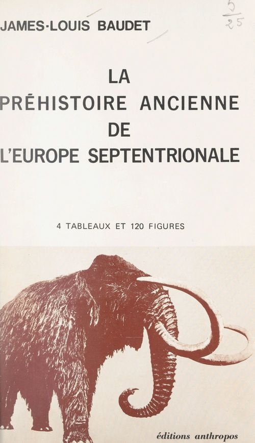 La Préhistoire ancienne de l'Europe septentrionale