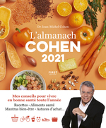 Vente Livre Numérique : L'almanach Cohen 2021 - mes conseils pour vivre en bonne santé toute l'année - recettes, aliments santé, mantras bien-être, astu  - Jean-Michel COHEN