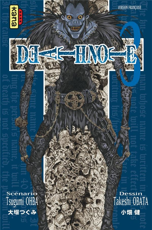 Death note t.3