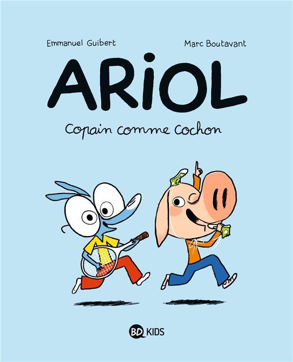 ARIOL T.3  -  COPAIN COMME COCHON GUIBERT-E+BOUTAVANT-