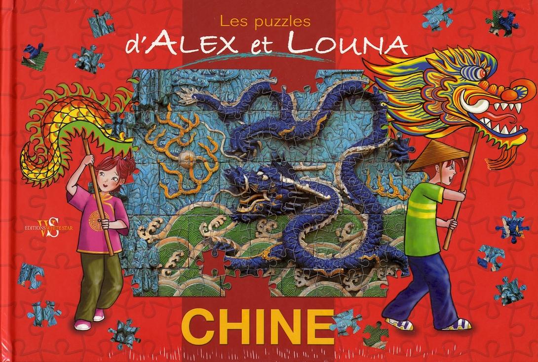 Les puzzles d'Alex et Louna ; Chine