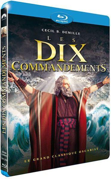 Les Dix commandements