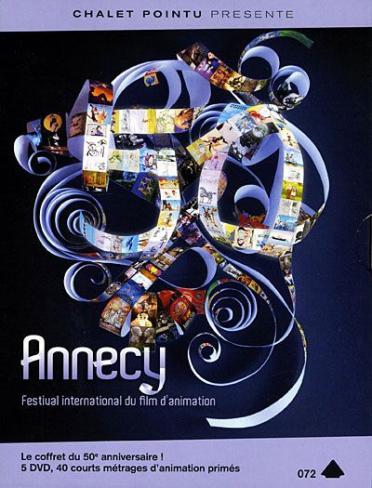 Annecy - Le coffret du 50e anniversaire