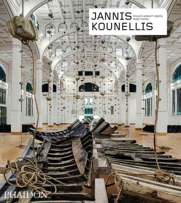 Jannis Kounellis ; contemporary artists series
