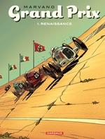 Vente EBooks : Grand prix t.1 ; renaissance  - Marvano
