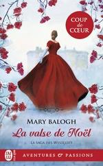 Vente Livre Numérique : La saga des Westcott (Tome 5) - La valse de Noël  - Mary Balogh