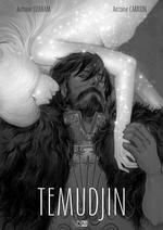 Couverture de Temudjin Edition Integrale